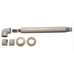 Cambiocaldaiaonline.it Beretta scarico coassiale ⌀ 60/100 PPS Cod: 20027555-20
