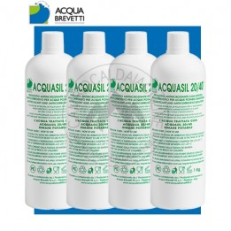 Cambiocaldaiaonline.it Acqua Brevetti acquaSIL 20/40 anticorrosivo antincrostante acquaSIL 20/40 (bottiglie 4 x 1lt) Cod: PC002x4-20