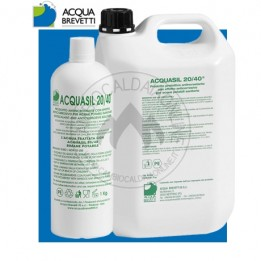 Cambiocaldaiaonline.it Acqua Brevetti acquaSIL 20/40 anticorrosivo antincrostante (5 lt) Cod: PC003-20