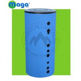 Cambiocaldaiaonline.it MAGA Bollitore puffer multi-energia AKU P800 H con 1 serpentina (isolamento incluso) Cod: AKUP800H-20
