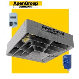 Cambiocaldaiaonline.it APEN GROUP Destratificatore daria QUEEN Q350/450 Cod: Q-20