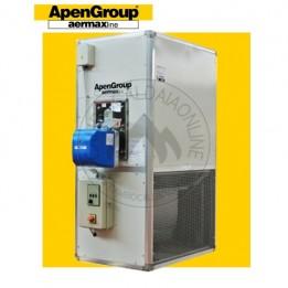 Cambiocaldaiaonline.it APEN GROUP Generatore daria calda a basamento PKA verticale (da 32 kW a 122 kW) Cod: PKA-20