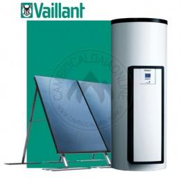 Cambiocaldaiaonline.it Vaillant VIH SN 150/3 Mi auroSTEP plus bollitore solare a svuotamento Cod: 0010007370-20