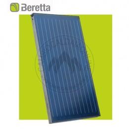 Cambiocaldaiaonline.it Beretta kit collettore piano 1x SCF-25B tetto inclinato sottotegola (2,3 m²) Cod: 20095375 kit-20