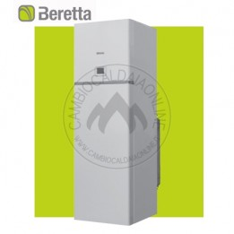 Cambiocaldaiaonline.it Beretta Tower Green he Hybrid S 35/200 BSI (35kW risc.to/sanitario + 200lt + solare + pdc) Cod: 20092677-20