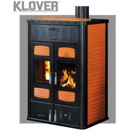 Cambiocaldaiaonline.it Klover termostufa pellet legna BI-FIRE R/RP 28.6 kW Cod: BF-20