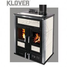 Cambiocaldaiaonline.it Klover termostufa pellet / legna BI-FIRE MID AR/ARP/R/RP 27.4 kW Cod: BFM-20