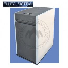 Cambiocaldaiaonline.it Ellegi Caldaia a Pellet pulizia manuale PE 16-22 e PE/L 27-34 Classe 3 (solo risc da 15kW a 34 kW) Cod: 0.915.1-20