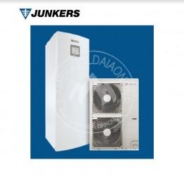 Cambiocaldaiaonline.it JUNKERS COMPRESS 3000 AWS MS con bollitore integrato (u.est da 3 a 16 kW elett 230/400V + u.int da 3.00 a 15 kW term + Tmax 55°) CALDO and FREDDO Cod: J7 735 252 1-20