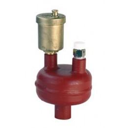 """Cambiocaldaiaonline.it Disareatore con membrana Comparato D. 1/2"""" completo di accessori Cod: DI012-20"""