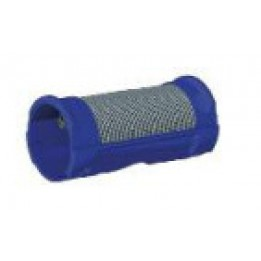 Cambiocaldaiaonline.it Caleffi Filtro di primo passaggio (blu) per 5453 DIRTMAGPLUS Cod: F49474/BL-20