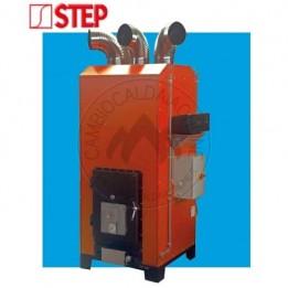 Cambiocaldaiaonline.it STEPCLIMA Generatore daria calda a Legna (da 30 kW a 250 kW) Cod: GENL-20