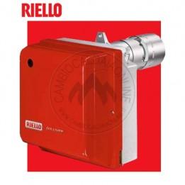 Riello Bruciatore Gasolio Standard Monostadio GULLIVER RGOR Digitale 166 273kW NOx 250 Mg Kwh