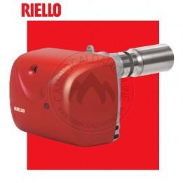 Cambiocaldaiaonline.it Riello Bruciatore Gasolio Low NOx Monostadio RES G50 MRBLU (38-50Kw) NOx < 90 mg/kwh Cod: 20011496-20