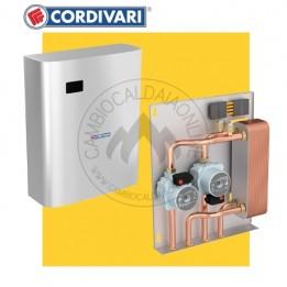 Cambiocaldaiaonline.it Cordivari Modulo separazione per termocamini e generatori a combustione solido MST (da 25 kW a 35 kW) Cod: 343531670000-20
