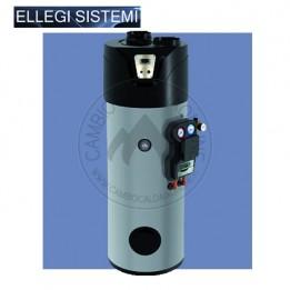 Cambiocaldaiaonline.it Ellegi Pompa di calore HPS 2 Mod. 300 produzione ACS + solare (o caldaia) Cod: 0722222-20