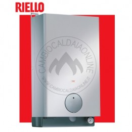 Cambiocaldaiaonline.it Riello RESIDENCE EXTERNA 24 KI (23,4kW riscald.to/sanitario + 13,4 lt/min) Cod: 20087429-20