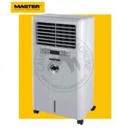 Cambiocaldaiaonline.it MASTER Rinfrescatore Evaporativo SERIE CCX 2.5 (Portata 2.500mc/h + Cons. Elett. 280W + h 4mt * 50mq * 12.5vol/h ) Cod: CCX2.5-20