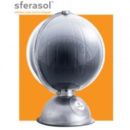 Cambiocaldaiaonline.it SFERASOL Pannello solare sferico termico a circolazione forzata Cod: Sferasol SF-S-20