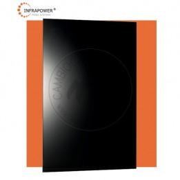 Cambiocaldaiaonline.it SUNSHINE 600 VETRO NERO pannello radiante da parete (600W Termici + Dimensione 60x90 cm) Cod: VCIR600GB-20