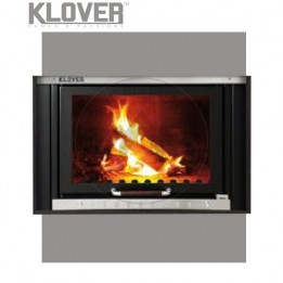 Cambiocaldaiaonline.it Klover termocamino a legna TKR 35 28,5 kW Cod: TKR3-20