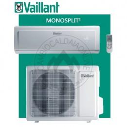 Cambiocaldaiaonline.it Vaillant climaVAIR plus VAI 8 Mono taglie 25-35-50-65 WN (kW raff da 2.60 a 6.45 + kW risc da 2.80 a 6.45) R32 Classe A++ Cod: 001001979-20