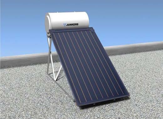 Pannello Solare Junker Bosch : Kit solare a circolazione naturale junkers bosch l