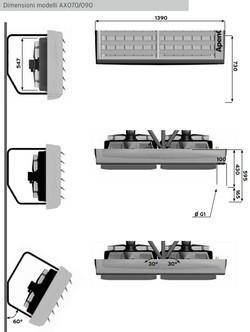 Aerotermi Ad Acqua.Apen Group Aerotermi Ad Acqua Ab 018 032 034 050 070