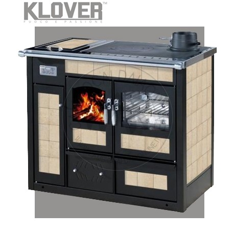 Klover termocucina a legna STORICA K-KP 28.5 kW