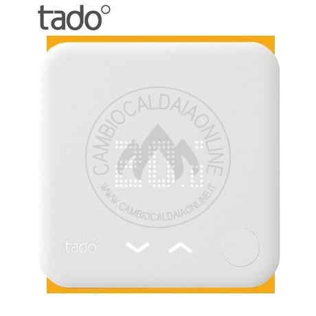 Cambiocaldaiaonline.it TADO GmbH TADO° Heating termostato per il riscaldamento (geo-localizzatore WiFi) Cod: TADO1-313