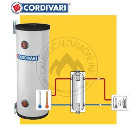 Cordivari/Storm Volano Termico PDC Pensile 25 / 50 lt ...