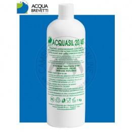 Cambiocaldaiaonline.it Acqua Brevetti acquaSIL 20/40 anticorrosivo antincrostante (1 lt) Cod: PC002-20