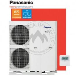 Cambiocaldaiaonline.it Panasonic Aquarea Generazione G HT Monoblocco mono/trifase solo riscaldamento MHF Cod: WH-MHF-20