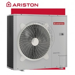 Cambiocaldaiaonline.it Ariston pompa di calore NIMBUS 4 / 6 / 8 kW (230V + tmax 60°C fino a-10°C) Cod: 330059-20