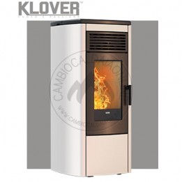 Cambiocaldaiaonline.it Klover stufa a pellet air / multiair AURA 120 gas 11.2 kW Cod: AU-20