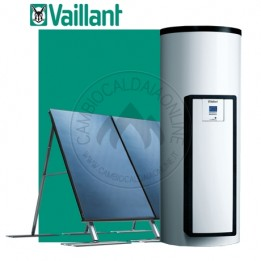 Cambiocaldaiaonline.it Vaillant VIH SN 250/3 MiP auroSTEP plus bollitore solare a svuotamento Cod: 0010007384-20