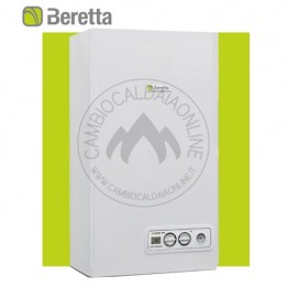 Cambiocaldaiaonline.it Beretta CIAO 24 LX (24kW riscald.to/sanitario + 14 lt/min) Cod: 20151648-20