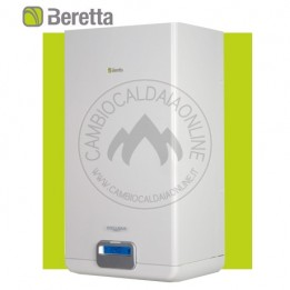 Cambiocaldaiaonline.it Beretta EXCLUSIVE GREEN E (34.6 kW riscald.to + 20 lt/min ACS) Cod: E2010-20