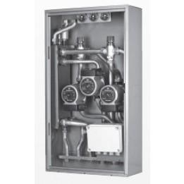 Cambiocaldaiaonline.it Beretta separatore idraulico MODULO CONNECT BASE LE MIX1/MIX2 1AT + 1/2 BT (termostatica) Cod: 2008476-20