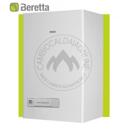 Cambiocaldaiaonline.it Beretta MYNUTE BOILER GREEN (25/34.6 kW risc. + 25/34.6 kW sanitario + 45/60 lt bollitore) Cod: 2014245-20