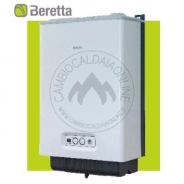 Cambiocaldaiaonline.it Beretta MYNUTE RAIN GREEN E (20/25 kW risc.to +25/30kW sanitario + 14/17 lt/min ACS) Cod: 2014243-20