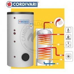 Cambiocaldaiaonline.it Cordivari BOLLY 2AP WB da 200 a 500 ERP (Vol da 189 a 497 lt + Scamb Sup da 0.4 a 1.3 mq) Cod: 313516232510-20