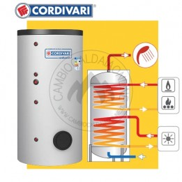 Cambiocaldaiaonline.it Cordivari BOLLY 2ST WB/WC da 150 a 1500 ERP (Vol da 147 a 789 lt + Scamb Sup da 0.4 a 1.9 mq + Scamb inf. da 0.6 a 3.8) Cod: 313516232120-20