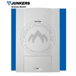 Cambiocaldaiaonline.it Junkers CERAPUR ACU SMART (24kW riscald.to + 30kW sanitario + bollitore 48lt a serpentino) Cod: 7716701495-20