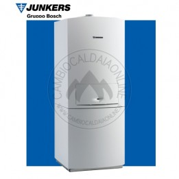 Cambiocaldaiaonline.it Junkers CERAPUR MODUL (22/30 kW risc.to + 28/30kW sanitario + bollitore stratificato 101lt) Cod: 77381005-20