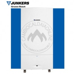 Cambiocaldaiaonline.it Junkers CERAPUR SOLAR (24 kW riscald.to + 30 kW sanit.) Cod: 7738110017-20