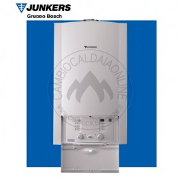 Cambiocaldaiaonline.it Junkers CERASTAR (20 / 27kW riscald.to + 20 / 27 kW sanitario + 8.1 / 10.8 lt/min) Cod: 773690032-20