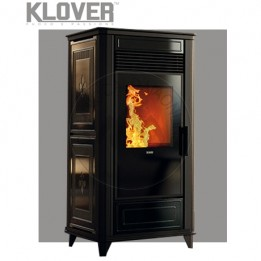 Cambiocaldaiaonline.it Klover stufa a pellet air / multiair CLASS 90 7.8 kW Cod: CL-20