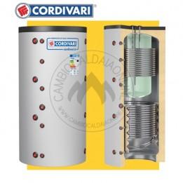 Cambiocaldaiaonline.it Cordivari COMBI 3 WB / WC (Vol da 99 a 226 lt H= da 1670 a 2180 ; D=750 / 950 mm) Cod: 327016-20