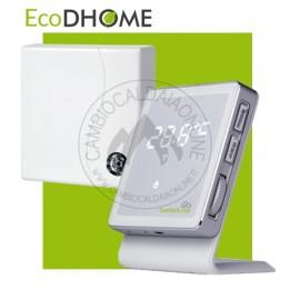 Cambiocaldaiaonline.it Cronotermostato Wi-Fi Comfort.me senza fili (incluso attuatore bordo caldaia) Cod: 01334501000-20